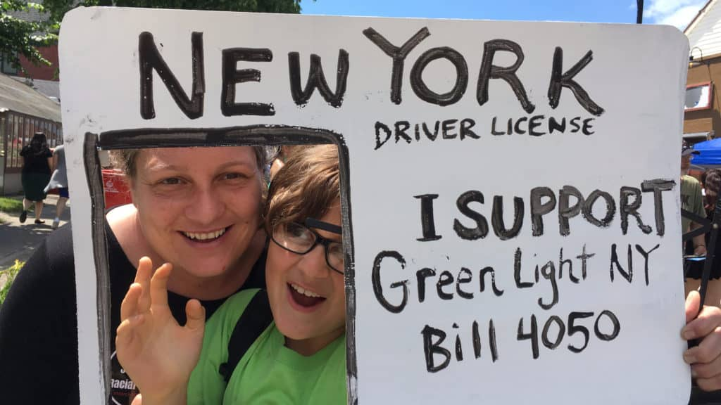 can illegal immigrants get drivers license in ny
