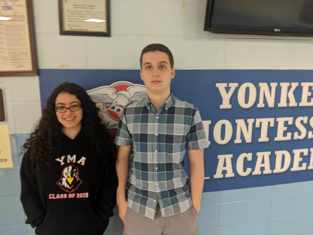 YMA Val & Sal Love Math & Science | Yonkers Times