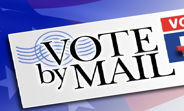 Vote By Mail white cork board - How To Get An Absentee Ballot In Westchester Ny