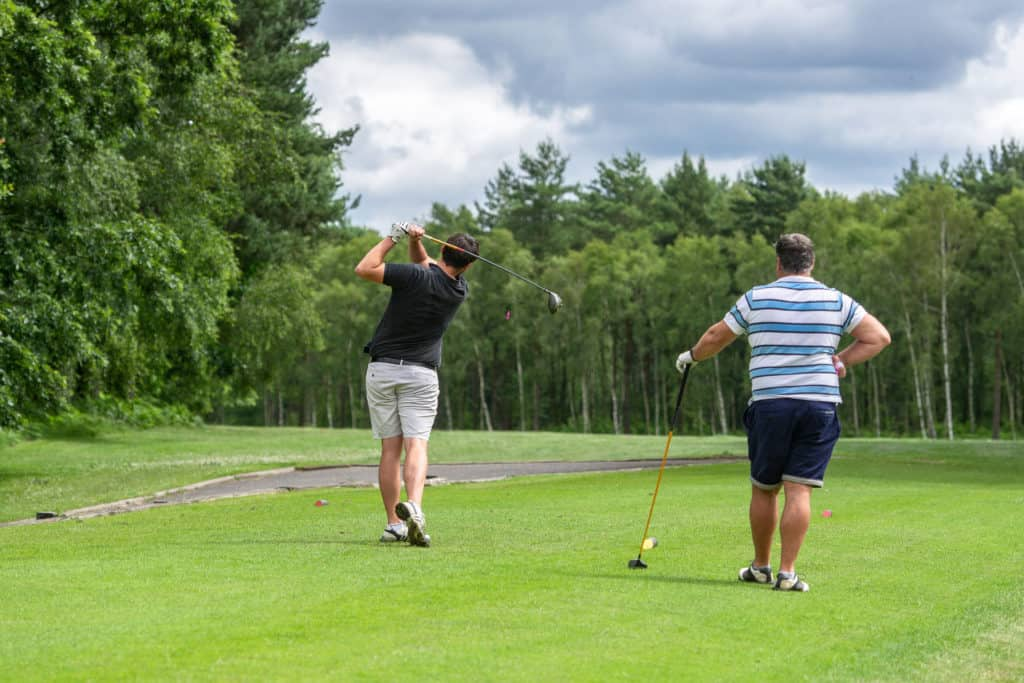 Should We Be Golfing?   Yonkers Times
