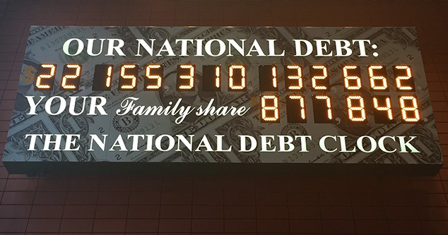 Why We Should Care About Our Federal Debt & Deficits | Yonkers Times